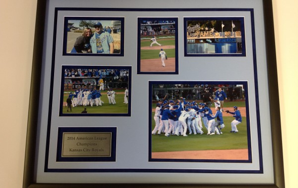 Kansas City Royals Photos and Plate