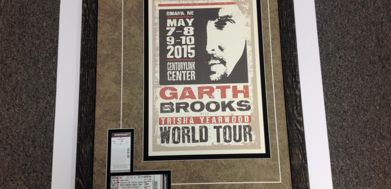 Concert Poster and Tickets