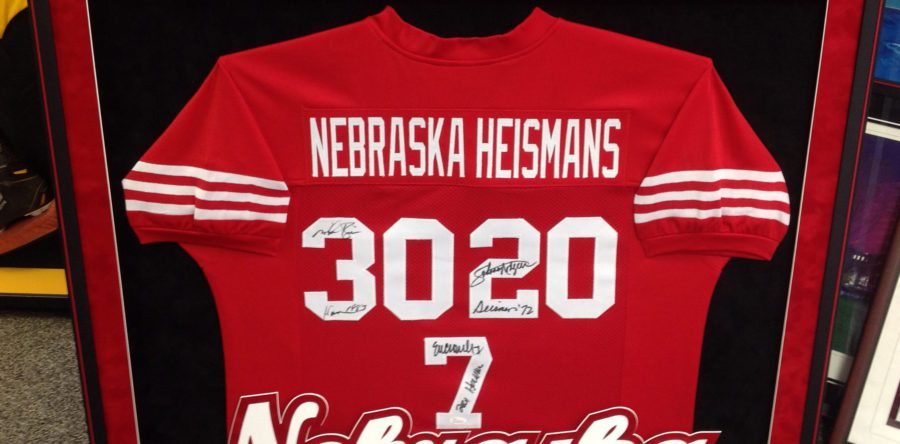 custom nebraska jersey
