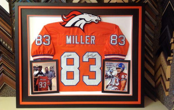 Denver Broncos Jersey & Logo
