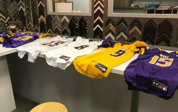 Your Jersey Framing Headquarters
